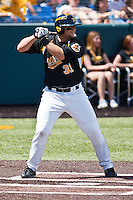 Clint McKeever (31) April 10th, 2010; Southern Illinois vs Wichita State University at Eck Stadium in Wichita, Ks. Photo by: William Purnell/Four Seam Images