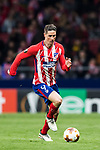 Fernando Torres of Atletico de Madrid in action during the UEFA Europa League 2017-18 Round of 32 (2nd leg) match between Atletico de Madrid and FC Copenhague at Wanda Metropolitano  on February 22 2018 in Madrid, Spain. Photo by Diego Souto / Power Sport Images