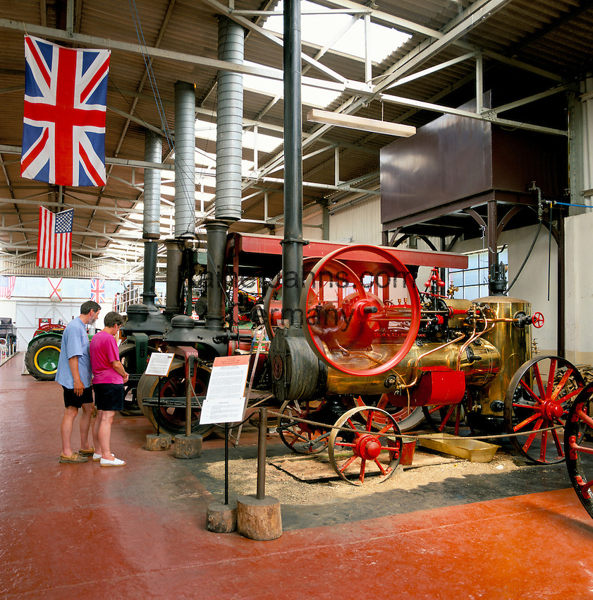 Great Britain, England, Channel Islands, Jersey, Trinity: The Pallot Steam, Motor & General Museum   Grossbritannien, England, Kanalinseln, Jersey, Trinity: The Pallot Steam, Motor & General Museum