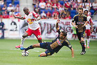 New York Red Bulls vs Philadelphia Union, May 24, 2015