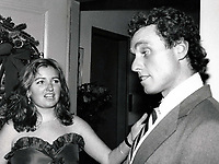 Courtney Kennedy-Hill, Joe Kennedy Jr. 1979<br /> Photo By John Barrett-PHOTOlink.net