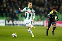 GRONINGEN - Voetbal, FC Groningen - PSV,  Eredivisie , Noordlease stadion, seizoen 2017-2018, 13-12-2017,   FC Groningen speler Mike te Wierik