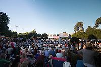 Ambience..Tennis - Australian Open - Grand Slam -  Melbourne Park  2013 -  Melbourne - Australia - Saturday 19th January  2013. .© AMN Images, 30, Cleveland Street, London, W1T 4JD.Tel - +44 20 7907 6387.mfrey@advantagemedianet.com.www.amnimages.photoshelter.com.www.advantagemedianet.com.www.tennishead.net