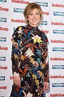 Charlotte Bellamy<br /> at the Inside Soap Awards 2016 held at the Hippodrome Leicester Square, London.<br /> <br /> <br /> ©Ash Knotek  D3157  03/10/2016