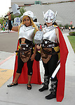 Thor Fans at Comic-Con 2014 in San Diego, Ca. July 26, 2014.
