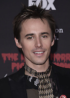 "WEST HOLLYWOOD, CA - OCTOBER 13, 2016:  Reeve Carney at the red carpet premiere of Fox's ""The Rock Horror Picture Show: Lets Do the Time Warp Again"" at The Roxy on October 13, 2016 in West Hollywood, California. Credit: mpi991/MediaPunch"
