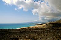 Playa de Sotavento de Jandia, Fuerteventura, Canary Islands, Spain