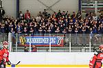 Mannheimer angereisten Fans feuern ihr Team an beim Spiel in der DEL, Koelner Haie - Adler Mannheim.<br /> <br /> Foto &copy; PIX-Sportfotos *** Foto ist honorarpflichtig! *** Auf Anfrage in hoeherer Qualitaet/Aufloesung. Belegexemplar erbeten. Veroeffentlichung ausschliesslich fuer journalistisch-publizistische Zwecke. For editorial use only.