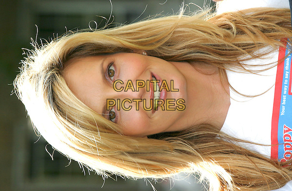 PENNY LANCASTER.Launches the 2004 POppy Appeal at the Imperial War Museum, London, 6th October 2004..portrait headshot.Ref: BR.www.capitalpictures.com.sales@capitalpictures.com.©Capital Pictures.