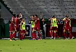 Once Caldas igualó 1-1 (1-2 en el global) ante Rionegro Águilas. Cuartos de final vuelta Liga Águila II-2018.