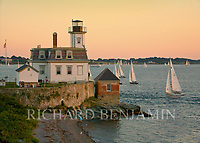 Rose Island Light, Newport, Rhode Island