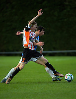 160709 Federation League Football - Massey University v Port Hill United