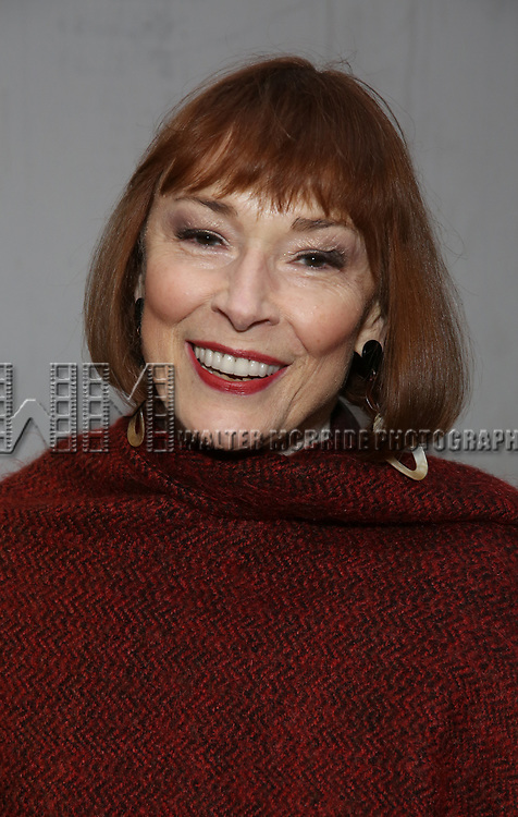 Karen Akers attends the Broadway Opening Night of 'Lillian Helman's The Little Foxes' at the  Samuel J. Friedman Theatre on April 19, 2017 in New York City