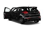 Car images of 2017 Ford Focus RS 5 Door Hatchback Doors