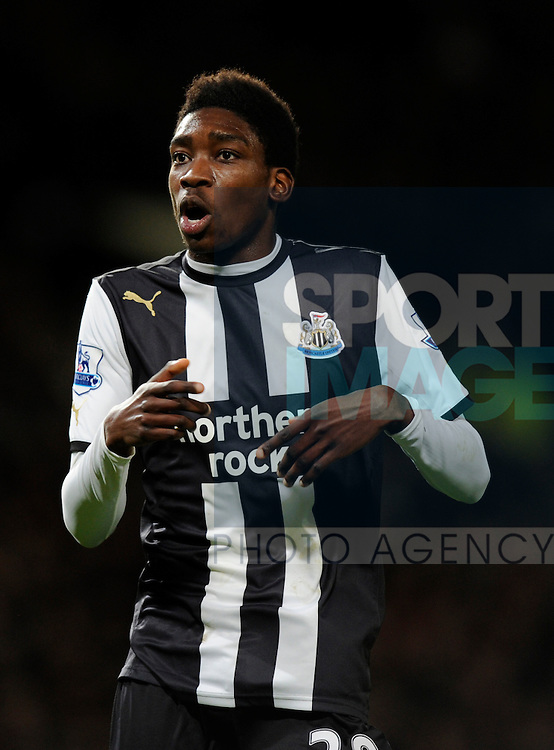 Sam Ameobi of Newcastle United