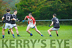 West Kerry v Coiste Trá Lí during their U16 County Championship game on Saturday.