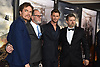 Michael Shannon, Bob Pennington, Chris Hemsworth &amp; Mark Nutsch attend the &quot;12 Strong&quot; World Premiere on January 16, 2018 at Jazz at Lincoln Center in New York City, New York, USA.<br /> <br /> photo by Robin Platzer/Twin Images<br />  <br /> phone number 212-935-0770