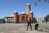 Moschee am Balchaschsee