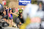 Simon Yates (GBR) Mitchelton-Scott attacks on the slopes of Sierra de la Alfaguara near the finish of Stage 4 of the La Vuelta 2018, running 162km from Velez-Malaga to Alfacar, Sierra de la Alfaguara, Andalucia, Spain. 28th August 2018.<br /> Picture: Eoin Clarke   Cyclefile<br /> <br /> <br /> All photos usage must carry mandatory copyright credit (&copy; Cyclefile   Eoin Clarke)