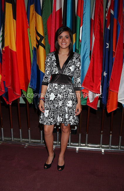WWW.ACEPIXS.COM . . . . .....September 19, 2007. New York City.....Actress Paulina Gaitan arrives at the 'Trade' premiere at the United Nations in New York City...  ....Please byline: Kristin Callahan - ACEPIXS.COM..... *** ***..Ace Pictures, Inc:  ..Philip Vaughan (646) 769 0430..e-mail: info@acepixs.com..web: http://www.acepixs.com