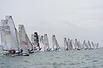 2015 - I14 WORLDS - RACE 1 - GEELONG - VICTORIA - AUSTRALIA