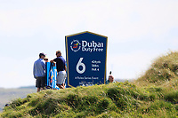 The 6th tee during the Pro-Am of the Irish Open at LaHinch Golf Club, LaHinch, Co. Clare on Wednesday 3rd July 2019.<br /> Picture:  Thos Caffrey / Golffile<br /> <br /> All photos usage must carry mandatory copyright credit (© Golffile | Thos Caffrey)