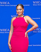 La La Anthony arrives for the 2016 White House Correspondents Association Annual Dinner at the Washington Hilton Hotel on Saturday, April 30, 2016.<br /> Credit: Ron Sachs / CNP<br /> (RESTRICTION: NO New York or New Jersey Newspapers or newspapers within a 75 mile radius of New York City)