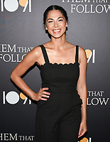 "30 July 2019 - Los Angeles, California - Moran Atias. ""Them That Follow"" Los Angeles Premiere held at the Landmark Theatre. Photo Credit: Billy Bennight/AdMedia"