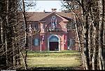 Venaria Reale. Parco Regionale La Mandria. Appartamenti Reali di Borgo Castello.