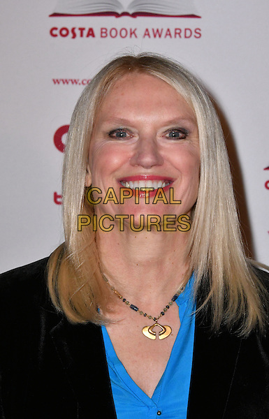 Anneka Rice<br /> Costa Book Of The Year Award 2016, at Quaglino&rsquo;s, London, England on January 31, 2017.<br /> CAP/JOR<br /> &copy;JOR/Capital Pictures