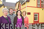 SAVE LIVES: Save SouthWest Counselling Centre, Killarney. Pictured l-r: Anne Govan (Counsellor), John Walsh (Counsellor), Geraldine Sheedy (Centre Director) and Kate Murphy (Senior Administrator) who are warning that the centre may close down due to lack funding.   Copyright Kerry's Eye 2008