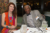 The Hyde Park Chamber of Commerce held its 96th Annual Anniversary Dinner Thursday evening at the LaQuinta Inn and Suites located at 4900 S. Lake Shore Drive.<br /> <br /> 7643 &ndash; Hyde Park Chamber of Commerce volunteer, Amy Becker and Reginald Rush of Nova Driving School<br /> <br /> Please 'Like' &quot;Spencer Bibbs Photography&quot; on Facebook.<br /> <br /> All rights to this photo are owned by Spencer Bibbs of Spencer Bibbs Photography and may only be used in any way shape or form, whole or in part with written permission by the owner of the photo, Spencer Bibbs.<br /> <br /> For all of your photography needs, please contact Spencer Bibbs at 773-895-4744. I can also be reached in the following ways:<br /> <br /> Website &ndash; www.spbdigitalconcepts.photoshelter.com<br /> <br /> Text - Text &ldquo;Spencer Bibbs&rdquo; to 72727<br /> <br /> Email &ndash; spencerbibbsphotography@yahoo.com