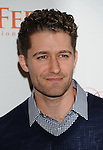 HOLLYWOOD, CA. - November 29: Matthew Morrison arrives at the Dizzy Feet Foundation's Inaugural Celebration Of Dance at the Kodak Theatre on November 29, 2009 in Hollywood, California.