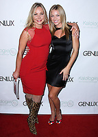 BEVERLY HILLS, CA, USA - JULY 24: Nikki Lund, Nikki Leigh at the Genlux Magazine Summer July 2014 Issue Release Party held at the Luxe Hotel on July 24, 2014 in Beverly Hills, California, United States. (Photo by Xavier Collin/Celebrity Monitor)