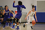 Boswell loses to Mansfield Summit 47-40 in girls high school basketball on Tuesday, November 27, 2018. (Photo by Khampha Bouaphanh)
