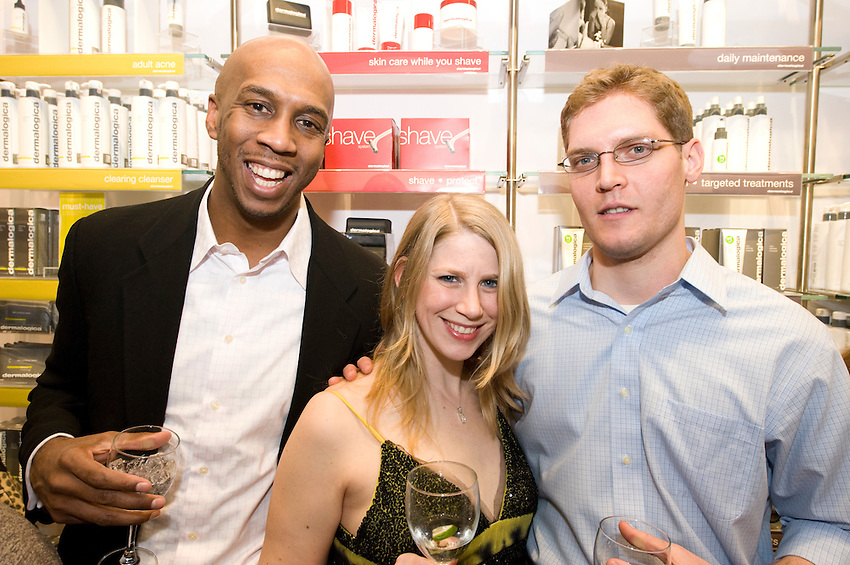 New Garde Launch Party at Dermalogica Soho 02-03-10