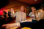 Pat Boone arriving to the convention..Scenes from the California Republican Convention held at the Marriott hotel in downtown L.A.
