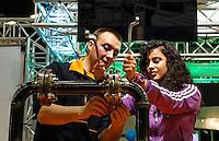 Skills Masters beurs in Rotterdam Ahoy. Banenbeurs/ Beroepskeuze beurs voor VMBO en MBO  leerlingen. Leerlingen kunnen kennismaken met diverse beroepen. Techniek
