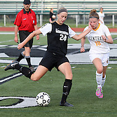 Walled Lake Northern vs Walled Lake Central, Girls Varsity Soccer, 5/30/14