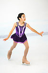 Manhung Yan of Hong Kong competes during the Asian Junior Figure Skating Challenge Hong Kong 2016 at Kowloon Tong's Festival Walk Glacier on 03 October 2016, in Hong Kong, China. Photo by Marcio Machado / Power Sport Images