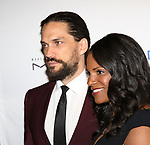Will Swenson and Audra McDonald attends the 83rd Annual Drama League Awards Ceremony  at Marriott Marquis Times Square on May 19, 2017 in New York City.