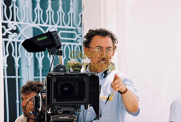 FERID BOUGHEDIR (DIRECTOR).on the set of Villa Jasmin .Filmstill - Editorial Use Only*.CAP/FB.Supplied by Capital Pictures.