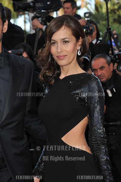 Dolores Chaplin at the gala screening of Lawless, in competition at the 65th Festival de Cannes..May 19, 2012  Cannes, France.Picture: Paul Smith / Featureflash