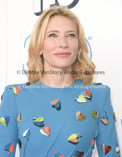 Cate Blanchett attends 2015 Film Independent Spirit Awards held at Santa Monica Beach in Santa Monica, California on February 21,2015                                                                               © 2015Hollywood Press Agency