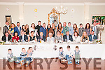 60th Wedding Anniversary : Donal & Kay O'Neill, Ballylongford celebrating their 60th wedding anniversary with family & friends at the Listowel Arms Hotel on Saturday evening last.