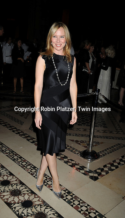 actress Amy Ryan..posing for photographers at The Museum of the Moving Image salute to Ben Stiller on November 12, 2008..at Cipriani's 42nd Street in New York City. ....Robin Platzer, Twin Images