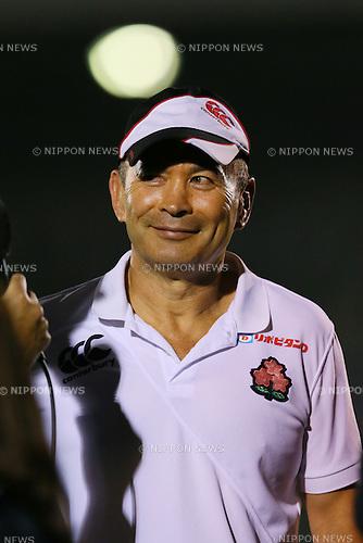 Eddie Jones (JPN), <br /> MAY 30, 2014 - Rugby : <br /> Rugby test match <br /> between Japan 33-14 Samoa <br /> at Prince Chichibu Memorial Stadium in Tokyo, Japan. <br /> (Photo by YUTAKA/AFLO SPORT) [1040]