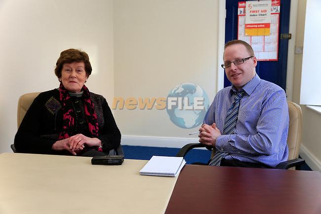 Carmel Freeman<br />  Picture: Fran Caffrey www.newsfile.ie