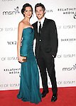 "Odette Yustman & Dave Annable at Art of Elysium 3rd Annual Black Tie charity gala '""Heaven"" held at 990 Wilshire Blvd in Beverly Hills, California on January 16,2010                                                                   Copyright 2009 DVS / RockinExposures"