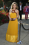 Rebecca Gayheart arrives at 7th Annual Chrysalis Butterfly Ball on May 31, 2008 at a Private Residence in Los Angeles, California.